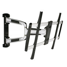 "Aluminium Full Motion TV Wall Mount for 37"" to 70"" TVs"