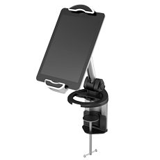 Universal iPad/Tablet Desk Clamp Holder